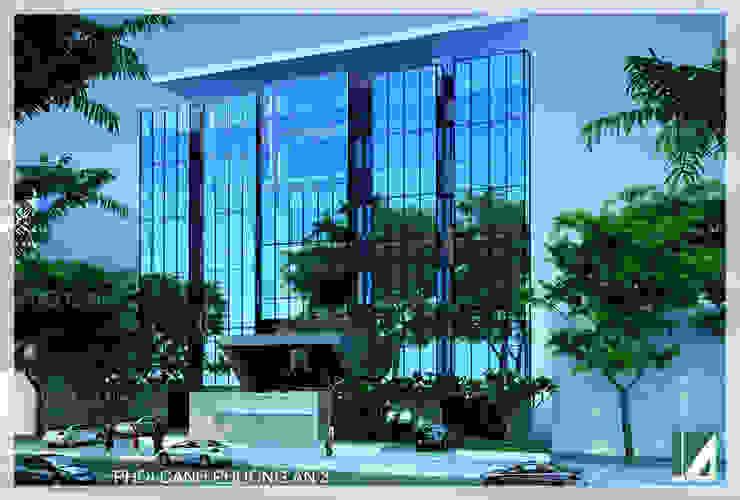 PHƯƠNG ÁN 3 bởi Kiến trúc Việt Xanh