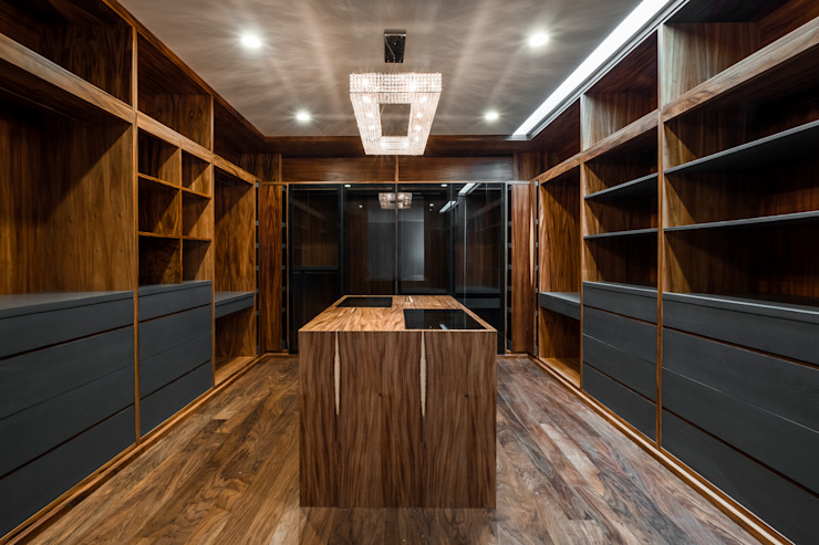 Modern Dressing Room by 2M Arquitectura Modern