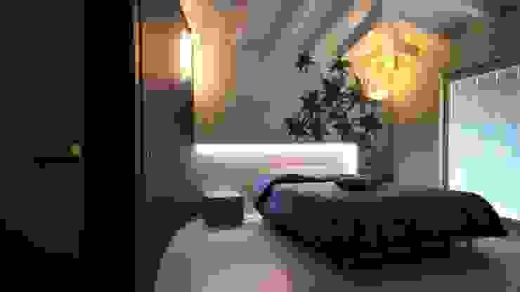 Studio Ferlenda Mediterranean style bedroom