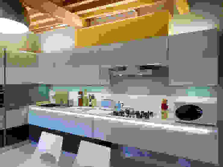Cocinas de estilo minimalista de Studio di Architettura IATTONI Minimalista