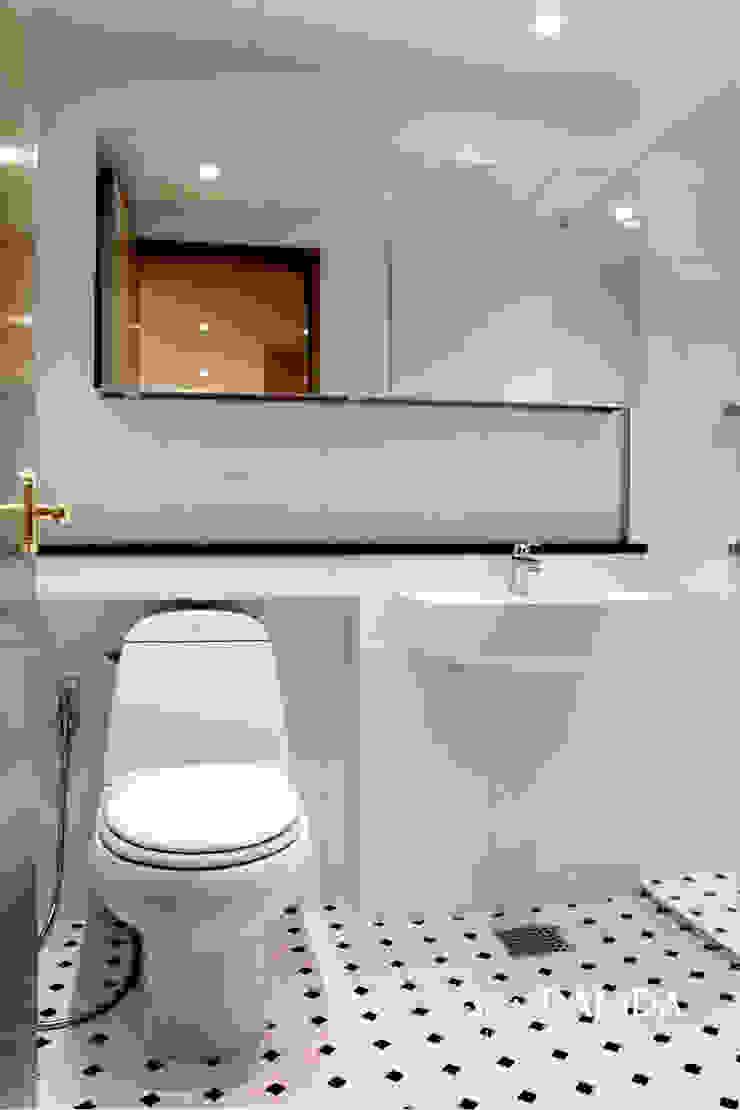 디자인담다 現代浴室設計點子、靈感&圖片