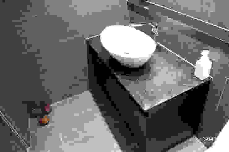 Nowoczesna łazienka od 디자인담다 Nowoczesny
