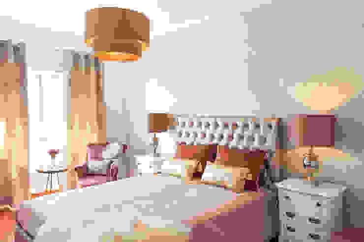 Glim - Design de Interiores Kamar Tidur Klasik