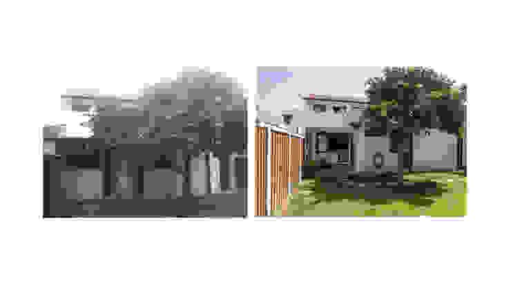 Casa Simón Gonzalez de Crescente Böhme Arquitectos Moderno