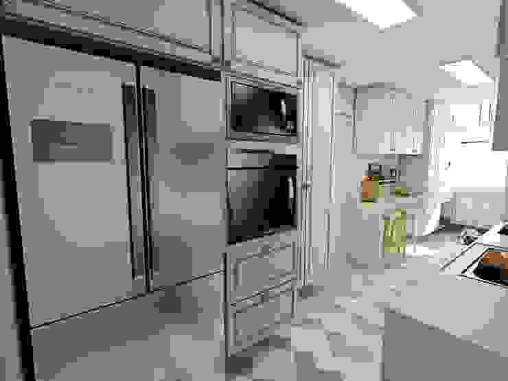 Classic style kitchen by Studio M Arquitetura Classic