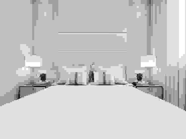 Classic style bedroom by Studio M Arquitetura Classic