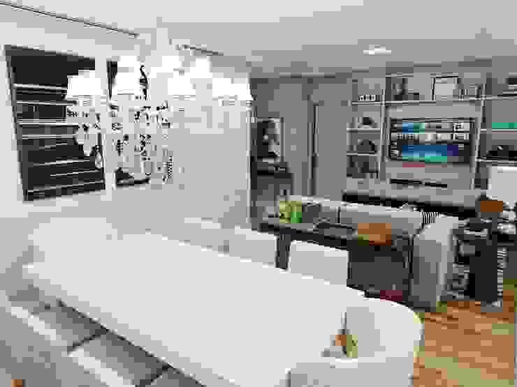 Classic style dining room by Studio M Arquitetura Classic