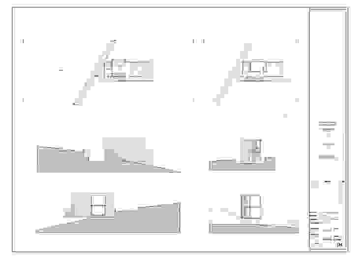 Hotel y Cabañas Guanaqueros de Crescente Böhme Arquitectos Moderno