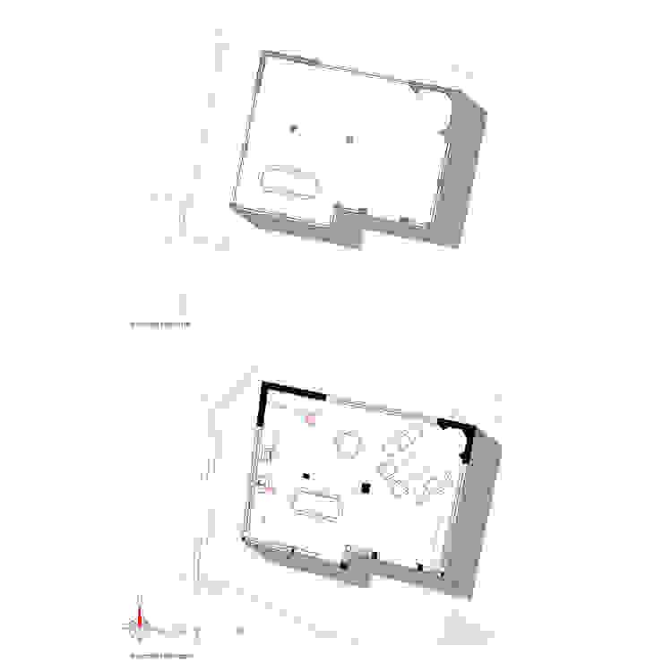 Casa Caleu II, Quincho Crescente Böhme Arquitectos