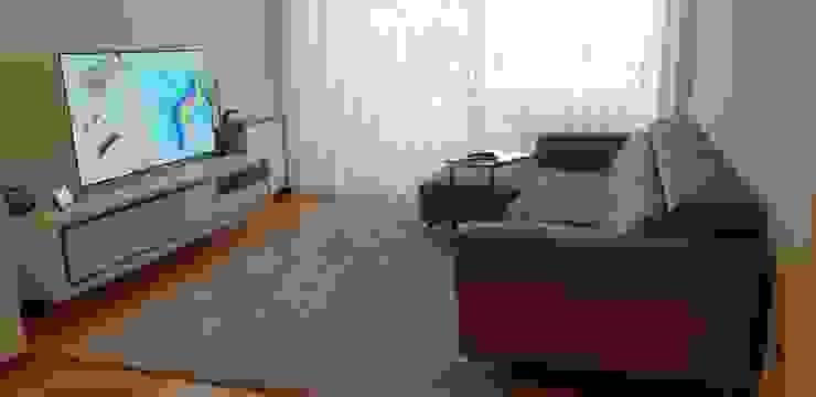 Alma Braguesa Furniture Вітальня MDF Білий