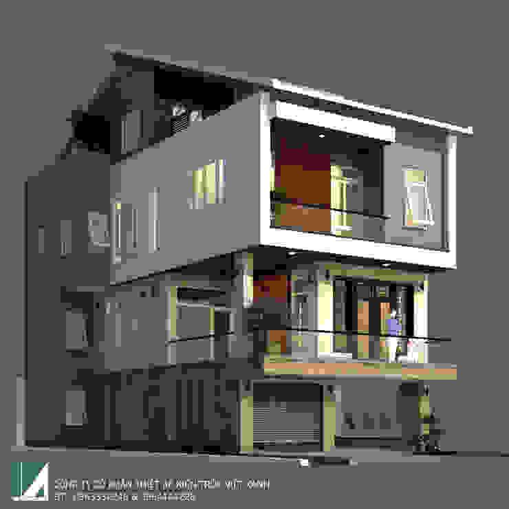 根據 Kiến trúc Việt Xanh
