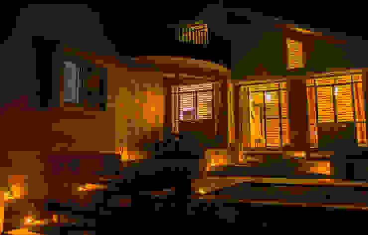 Farmhouse at Igatpuri by Rawat Design Studio Asian