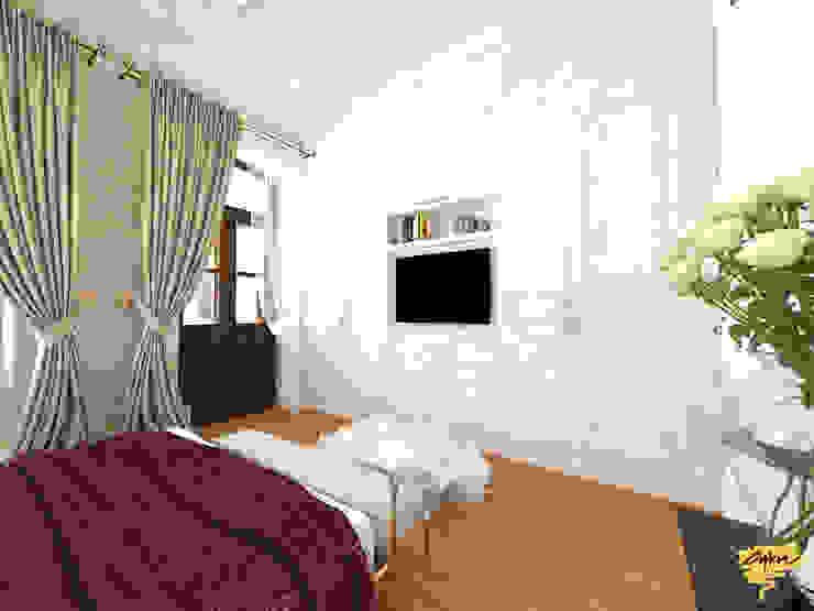 Classic style bedroom by Öykü İç Mimarlık Classic