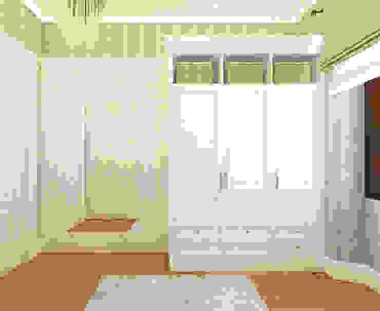 Classic style dressing room by Öykü İç Mimarlık Classic