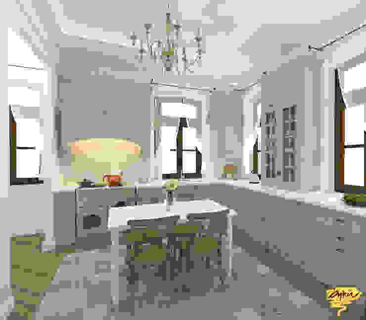 Mutfak Öykü İç Mimarlık Klasik