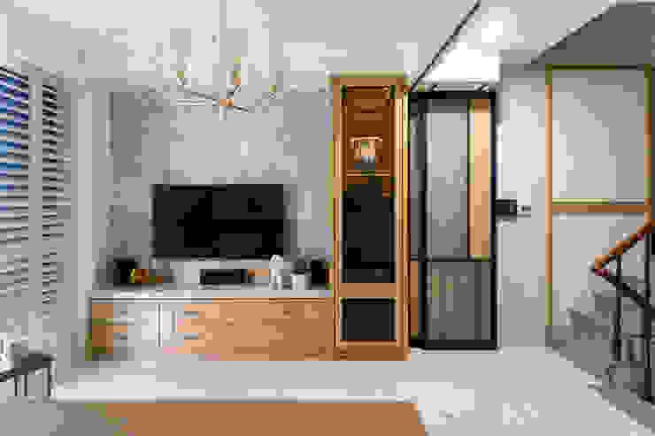 幸福 根據 松泰室內裝修設計工程有限公司 鄉村風 大理石