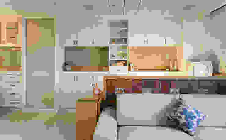 幸福 根據 松泰室內裝修設計工程有限公司 鄉村風 磁磚