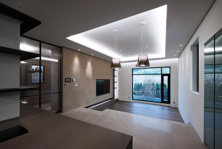 Design Tomorrow INC. Modern living room