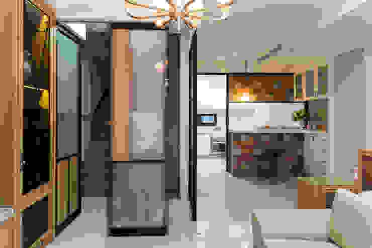 幸福 根據 松泰室內裝修設計工程有限公司 古典風 鐵/鋼