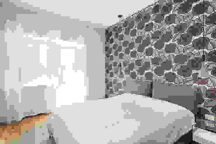 Minimalist bedroom by Grippo + Murzi Architetti Minimalist