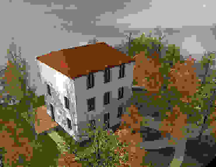 Tradition - concept de maison bourgeoise par Kauri Architecture