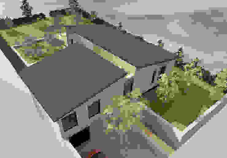 Ascension - concept de maison avec sous-sol par Kauri Architecture