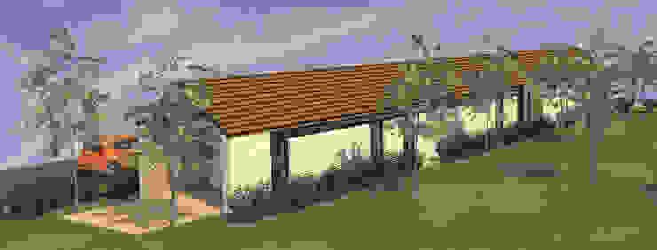 Longère - concept de maison longère par Kauri Architecture