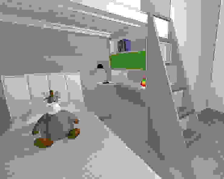 Essenza Legno Teen bedroom