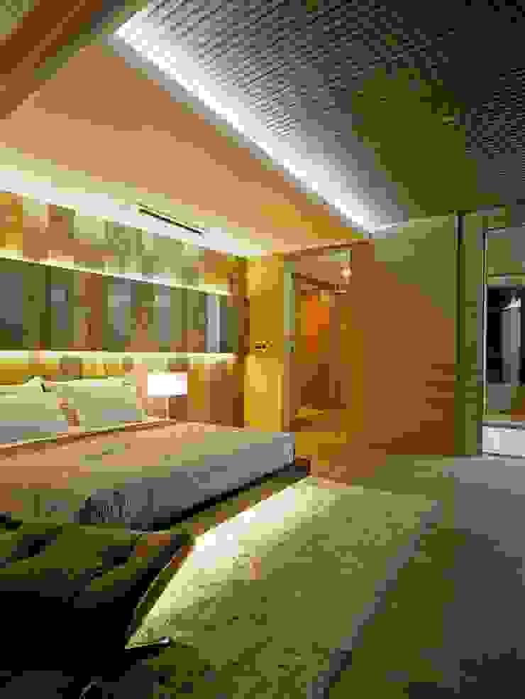 Aratrium 에클레틱 침실 by Design Tomorrow INC. 에클레틱 (Eclectic)
