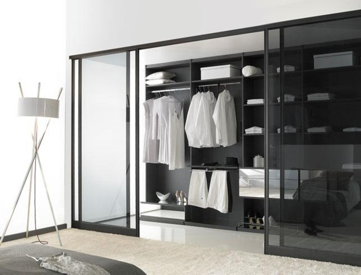 Modern dressing room by Archi'Tendances.fr Modern