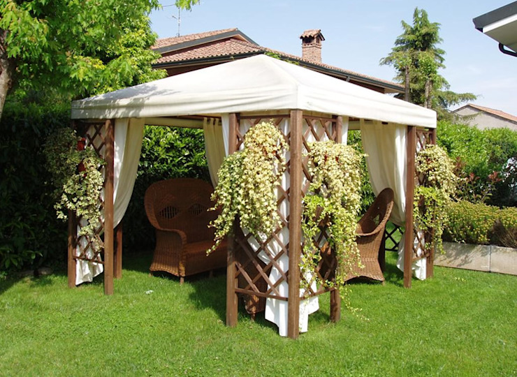 MITA Tende da Sole Torino Modern Garden