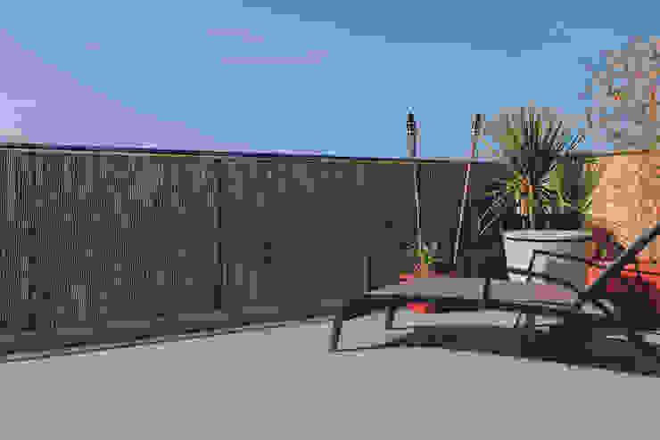 Nortene - brise-vue Fency Wick -marron Archi'Tendances.fr Balcon, Veranda & TerrasseAccessoires & décorations Synthétique Marron