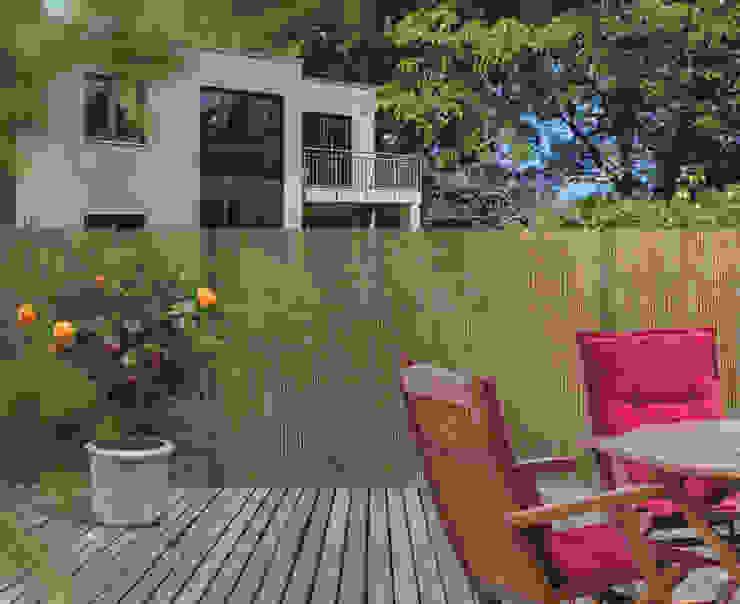 Nortene - brise-vue Fency Wick -coloris naturel Archi'Tendances.fr Balcon, Veranda & TerrasseAccessoires & décorations Synthétique Beige