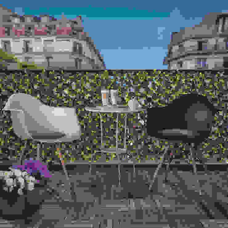 Nortene - Brise-vue Flexigreen Archi'Tendances.fr Balcon, Veranda & TerrasseAccessoires & décorations Vert