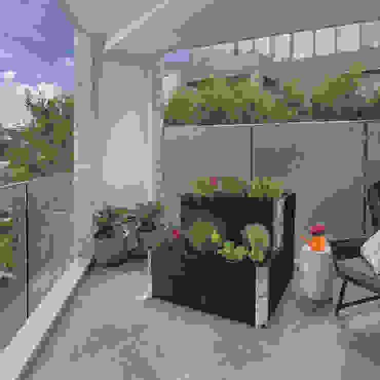 Nortene - Modulo Garden -noir Archi'Tendances.fr JardinAbris de jardin & serres Noir