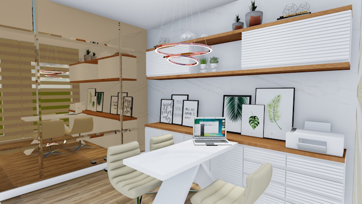 Studio² Modern study/office