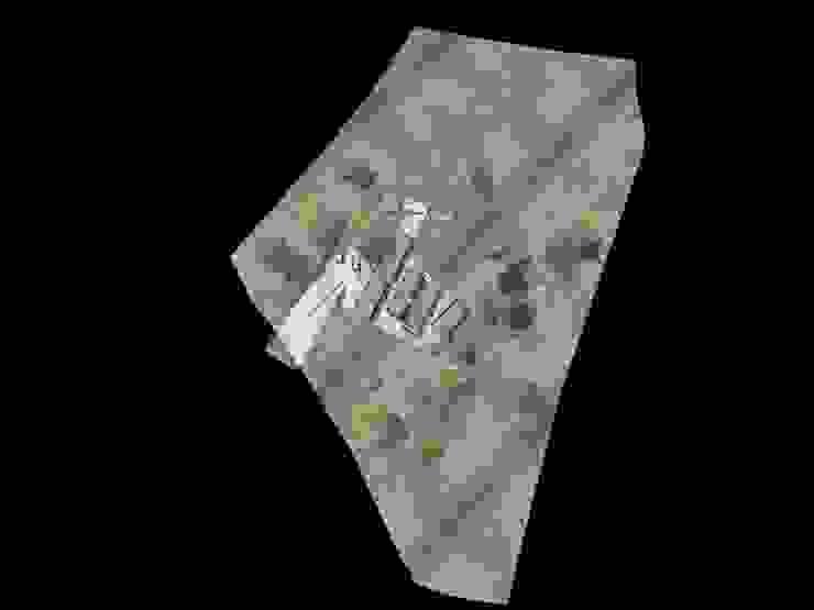 EMPLAZAMIENTO Casas de estilo rústico de KOMMER ARQUITECTOS Rústico