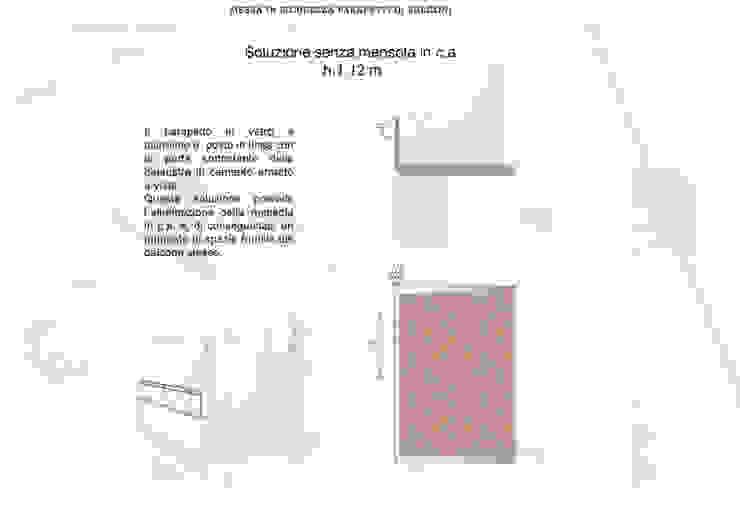 Restyling e facciata , Manerba del Garda di Daniele Piazzola architetto e designer a Como Moderno