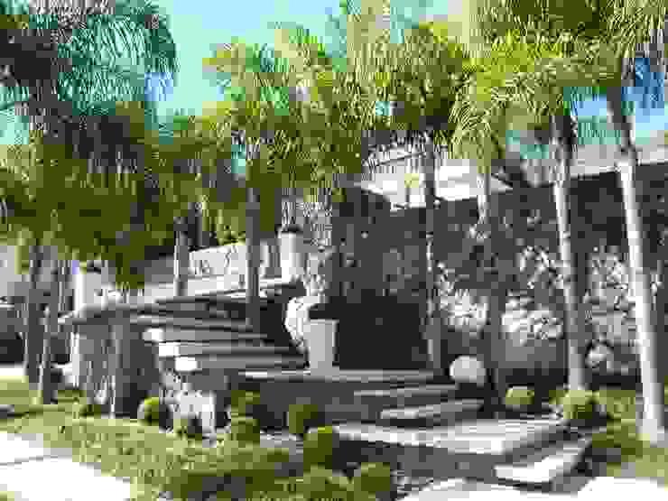 par Raul Hilgert Arquitetura de Exteriores Tropical Granite