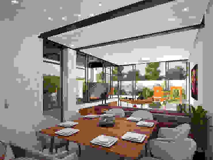 comedor Daniel Cota Arquitectura | Despacho de arquitectos | Cancún
