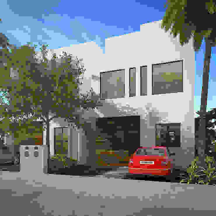 fachada principal Daniel Cota Arquitectura | Despacho de arquitectos | Cancún