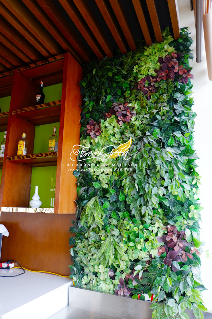 CÔNG TRÌNH MƯỜNG THANH LUXURY HOTEL – ĐÀ NẴNG bởi Công Ty TNHH TM & DV Forever Green Hiện đại