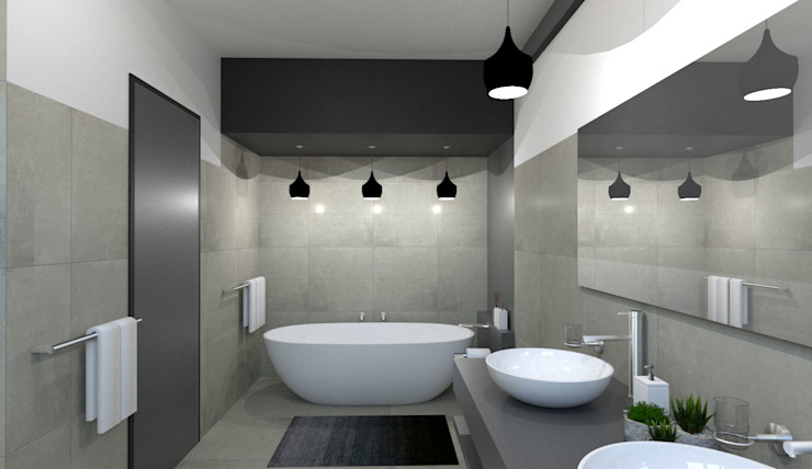New Bathroom by A4AC Architects