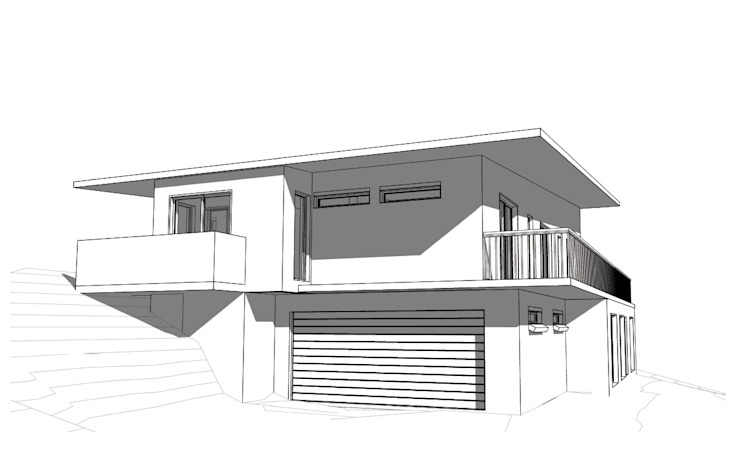 New House Design by A4AC Architects