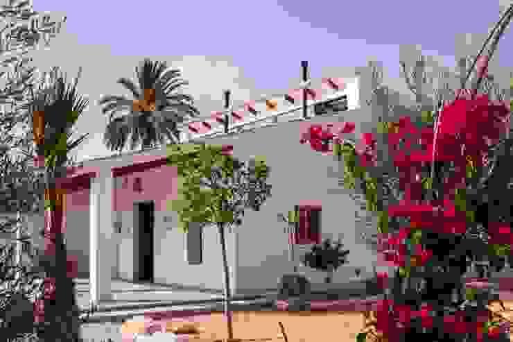 Casa de campo rural en la huerta de estilo mediterráneo de Francisco Pomares Arquitecto / Architect Rural