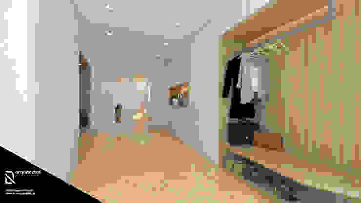 Vestidores de estilo minimalista de DR Arquitectos Minimalista
