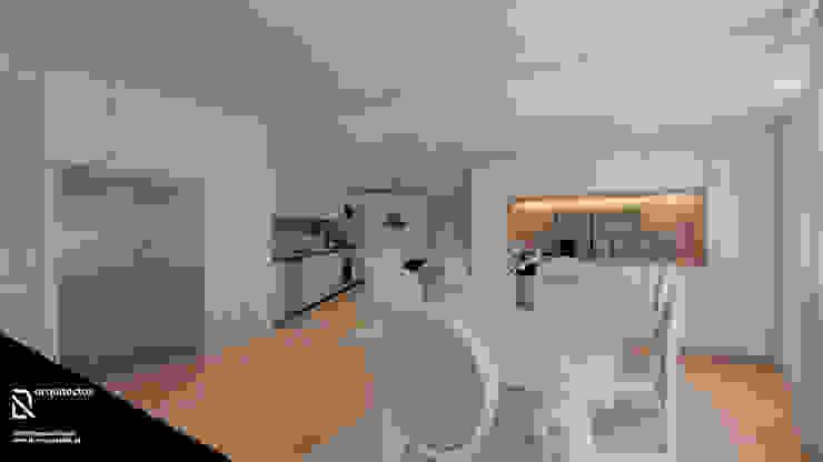 Comedores de estilo minimalista de DR Arquitectos Minimalista