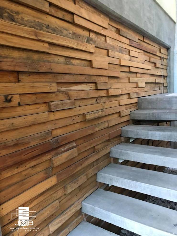 JMB Arquitectos Stairs