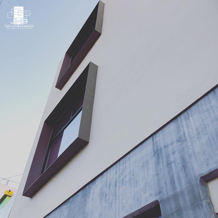 JMB Arquitectos Terrace house