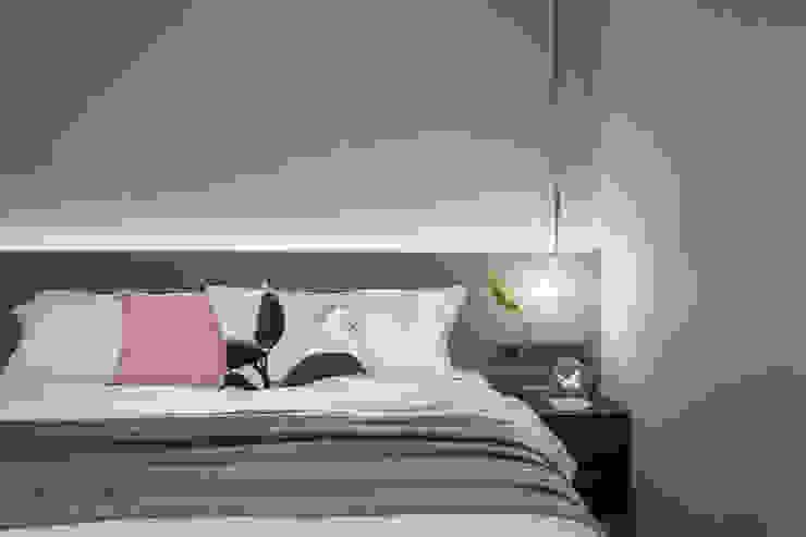 原木質感 英式色調 人文氣韻現代宅 根據 合觀設計 現代風